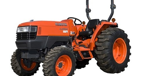 Kubota Tractor Spare Parts : Kubota service manual tractor l series parts
