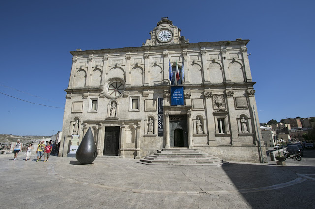 Museo Nazionale d'Arte Medievale e Moderna della Basilicata Palazzo Lanfranchi-Matera