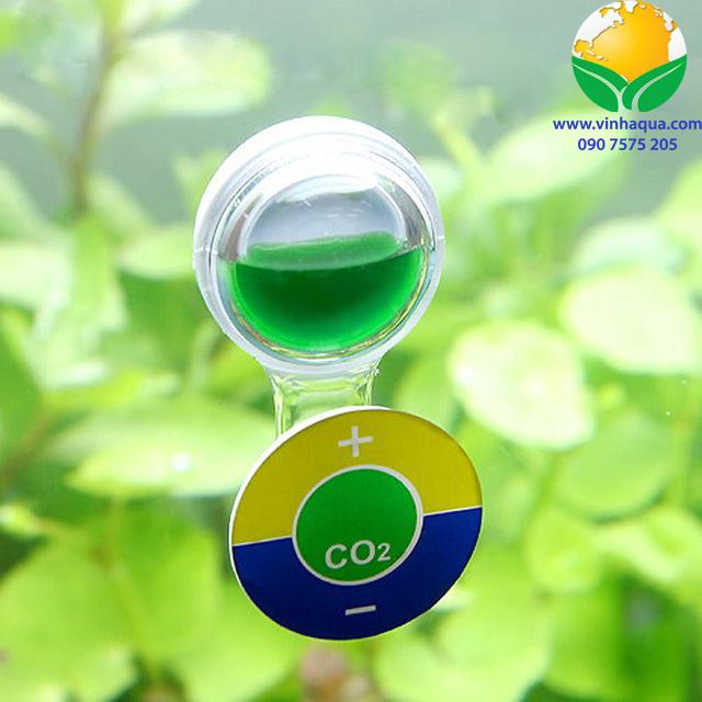 Sản phẩm kiểm tra CO2 trong hồ thủy sinh là đủ hay thiếu của Ista
