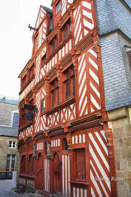 Casa Ti-Koz de Rennes