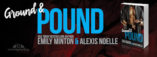 Ground & Pound Cover Reveal