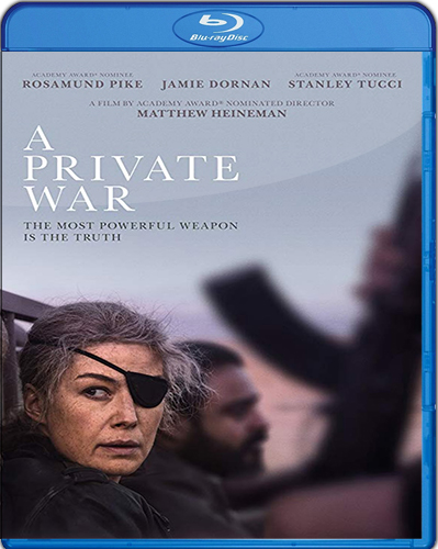 A Private War [2018] [BD25] [Latino]