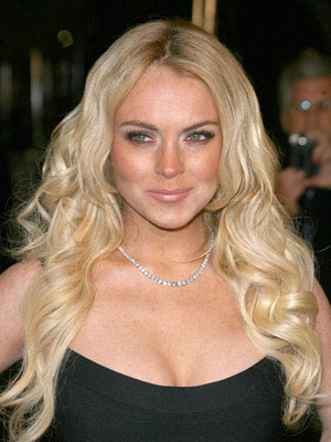 Strange Poptopictv Lindsay Drop The Lohan Offered To Play Manson Victim Short Hairstyles For Black Women Fulllsitofus