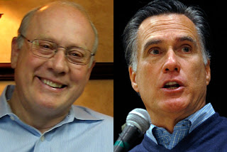 Mitt Romney and His Right-Wing Billionaires