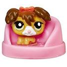 Littlest Pet Shop Teensies Lhasa Apso (#T42) Pet