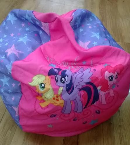walmart bean bag chair sofa loveseat and two chairs equestria daily - mlp stuff!: random merch: rainbow dash shoes, twilight nerd glasses shows ...