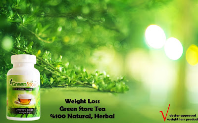 Weight Loss Green Store Tea Herbal Formula