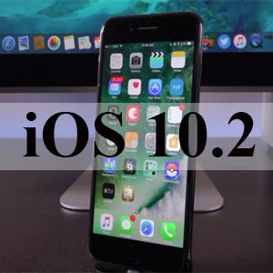 iOS 10.2, iPhone