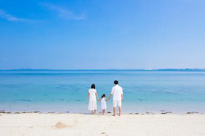 沖縄ファミリーフォト海