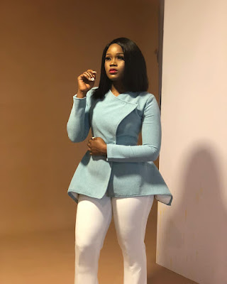 BBNaija's Cee-c in beautiful new photos