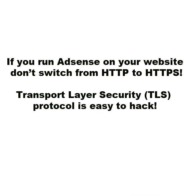 HTTPS protocol is hackable