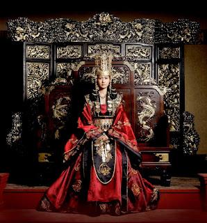 Nuevamente, la reina Seondeok
