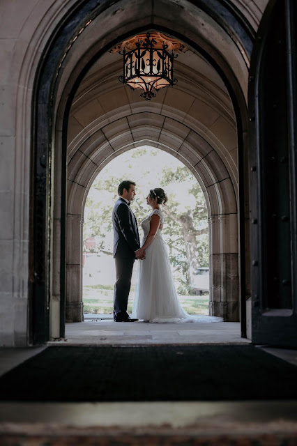 Wedding photographs in Des Moines Iowa