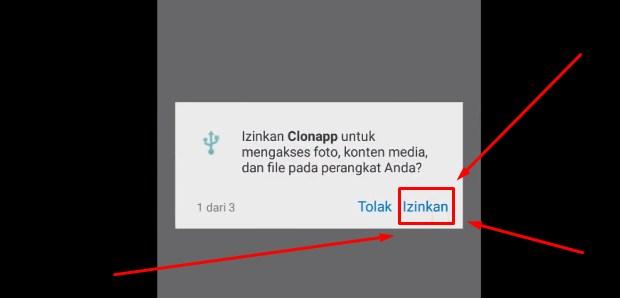 Cara Membobol Akun WA Orang Lain Via Clonapp Messenger Terbaru 2019 ii
