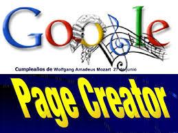 google-page-creator,www.frankydaniel.com
