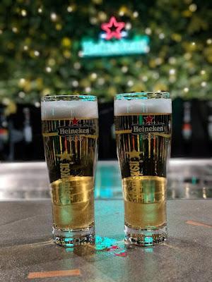 Amsterdam Heineken Experience Tour Bar