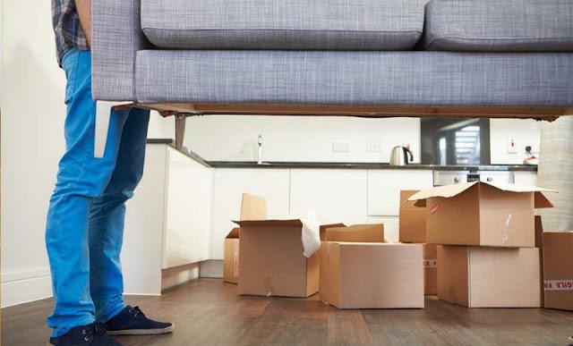 Bagaimana Cara Memindahkan Furnitur Berukuran Besar ketika Akan Pndah Rumah?