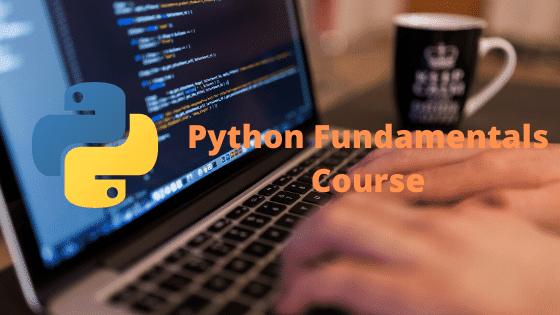 Fundamentals of Python programming language oourse
