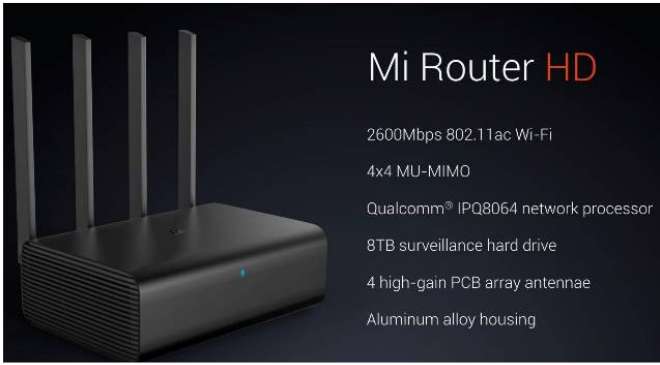 Xiaomi Mi Router HD [Full Detailed Specification & Review]