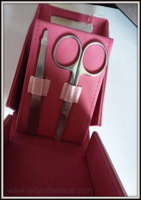 Pink Manicure Kit