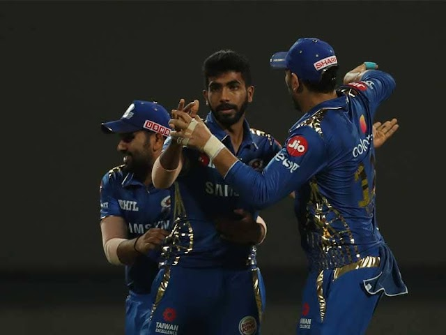 IPL 2019-RCB Vs MI: Mumbai Indians Beat Royal Challengers Bangalore In A Last-Over