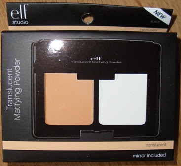 e.l.f. Translucent Matifying Powder review