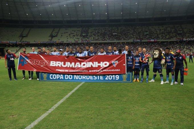 8d68be6ede Fortaleza só empata com o CSA pela Copa do Nordeste 2019