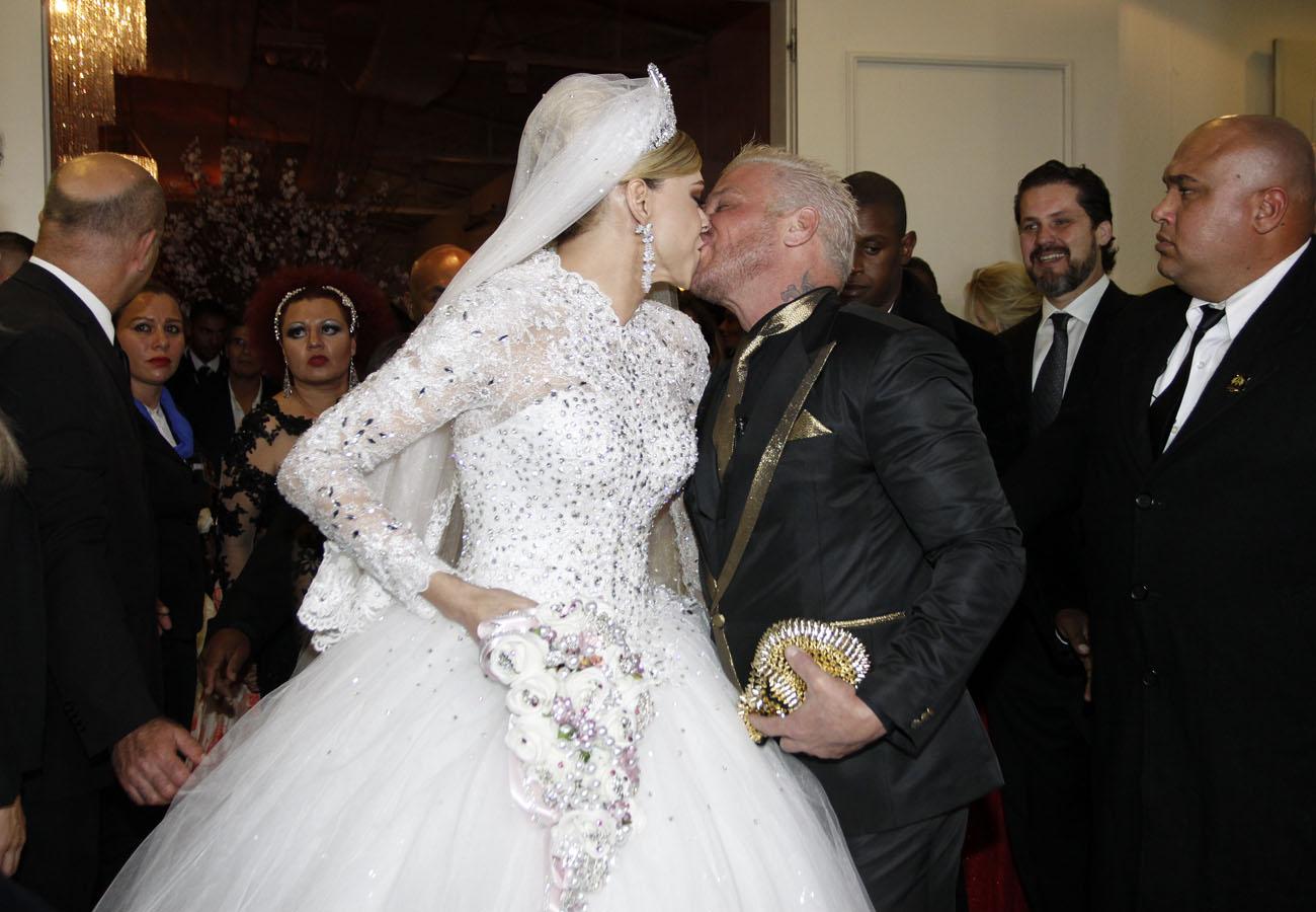 Léo Áquilla e Chico Campadello se casam: 'Nunca duvide do amor'
