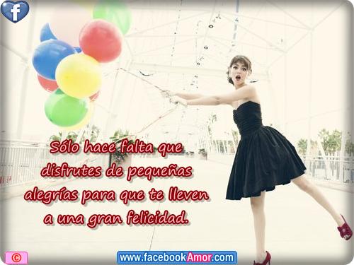 Frases De Alegria Para Facebook: Imagenes Bonitas De Alegria Para Facebook
