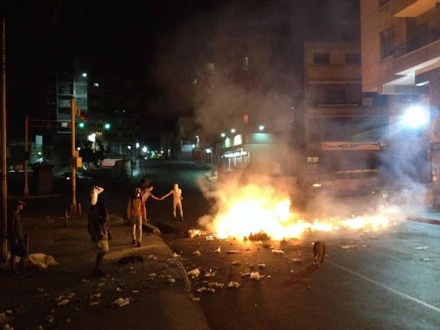 Colectivos asesinaron aun hombre en protestas en Petare