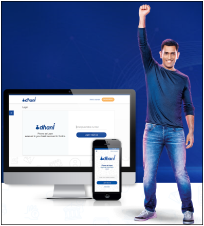 Dhani app (Instant Personal Loan)