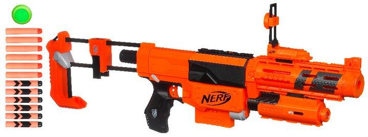nerf recon cs-6 grenade launcher