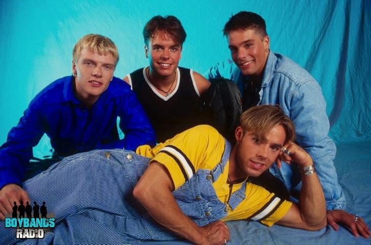 Listen to the English/Dutch boyband Caught In The Act on BoybandsRadio.com