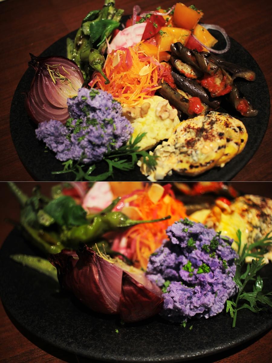 food salad healthy