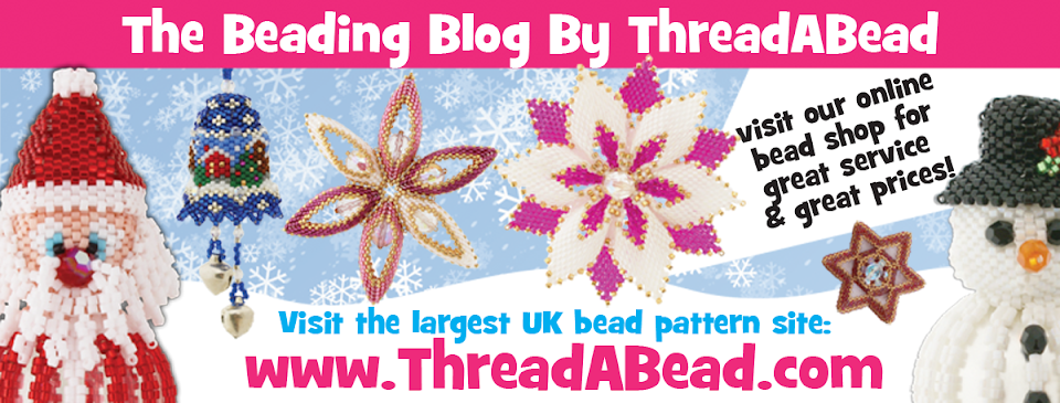 The Beading Blog By ThreadABead