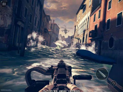 Modern Combat 5: Blackout Data (Obb) File Latest 2016 Version Free Download For Android And Tablets