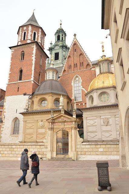 Imagen del castillo de Wawel