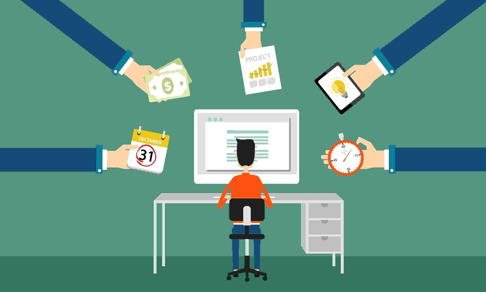Keluhan Para Freelancer di Internet
