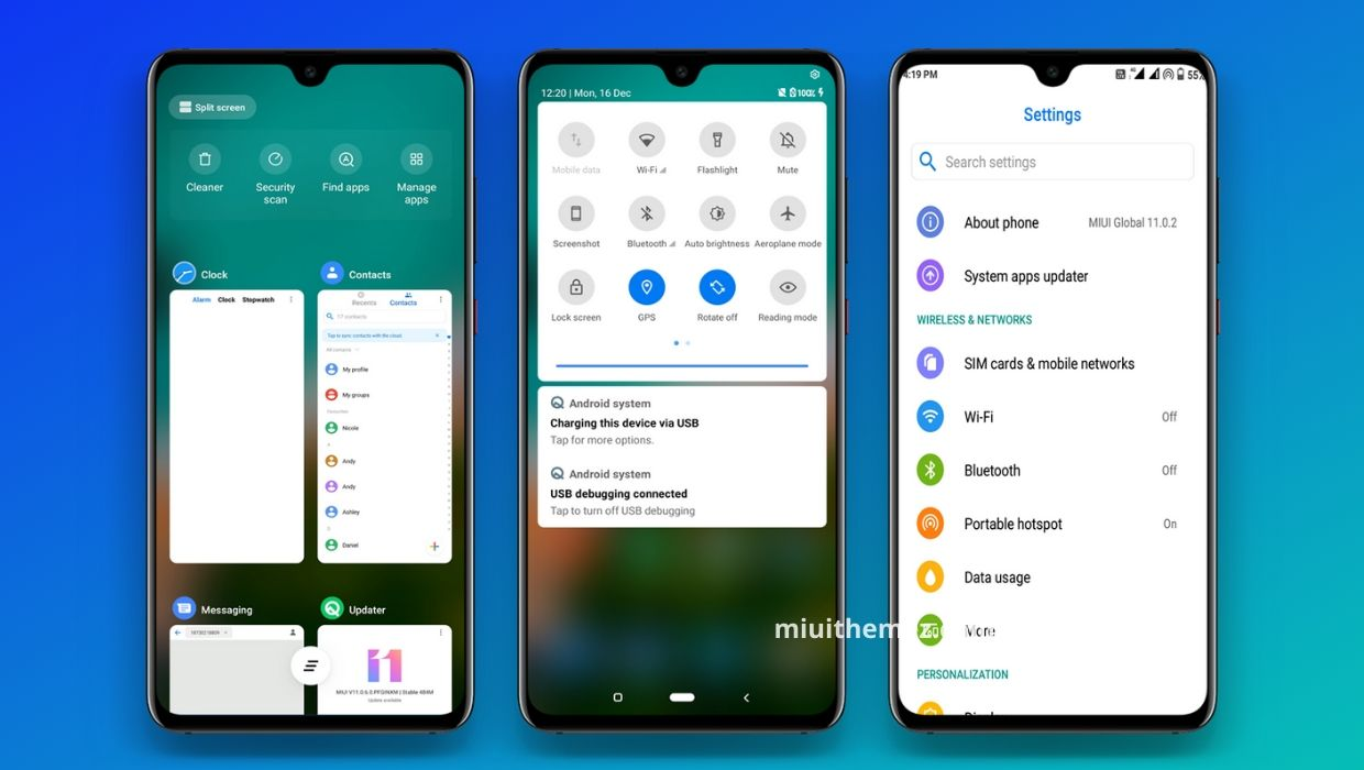 Pixel Experience Dual Theme for Mi A3 Look