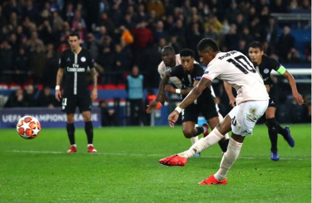 (VIDEO) #ChampionsLeague: Manchester United shock PSG, qualify for quarter-finals