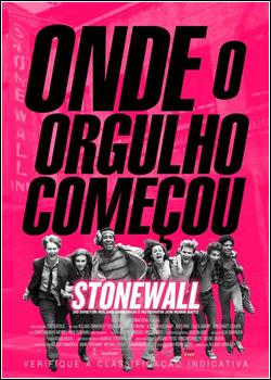 baixar capa Stonewall: Onde o Orgulho Começou   Dual Áudio Dublado