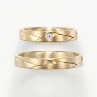 FURRERJACOT  オリガミ origami 結婚指輪 鍛造 ゴールド プラチナ 貴金属細工師 着け心地 平打ち シンプル 丈夫