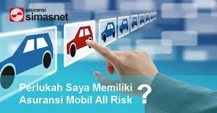 Asuransi Mobil All Risk Dari Simasnet