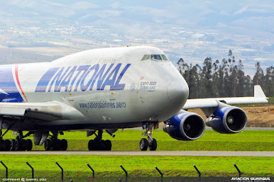 National Cargo Quito