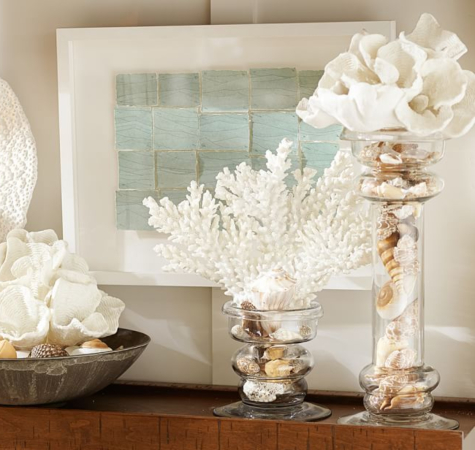 Coral Decor Winter Ideas