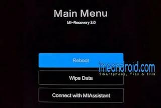 cara mengatasi Xiaomi Bootloop tanpa Flash