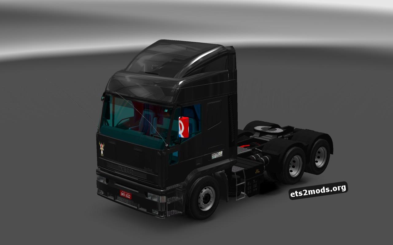 Truck - Iveco Euro Tech