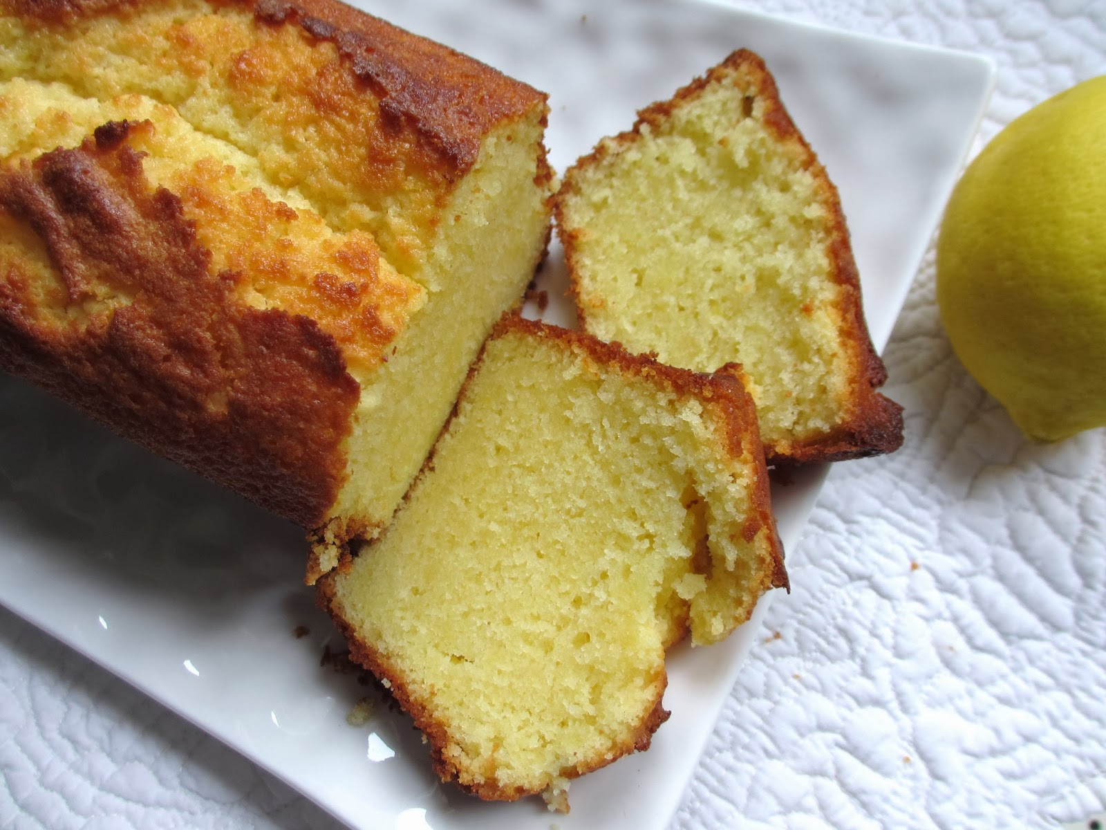 Cake Moelleux Au Thermomix