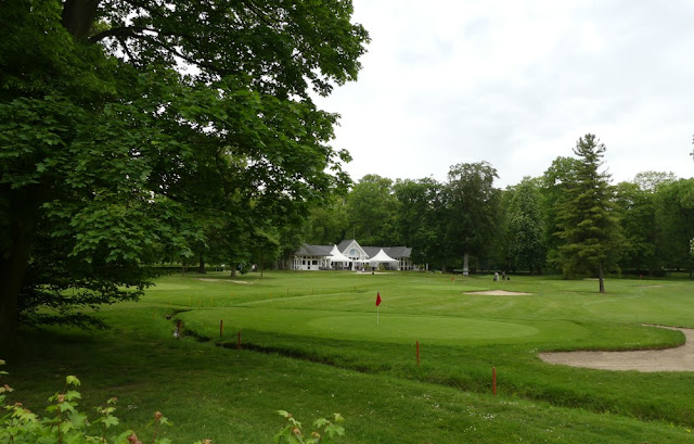 Kurpark in Bad Homburg - ältester Golfplatz Deutschlands