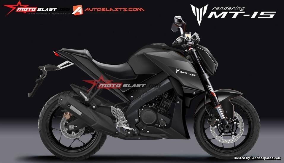 Yamaha MT-15 Terbaharu Berteknologi VVA